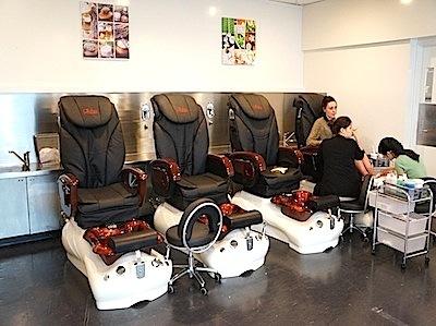 Nail salons manicure pedicure waxing shellac acrylic gel for 4 seasons nail salon